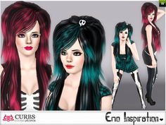 Colores Urbanos' set emo inspiration