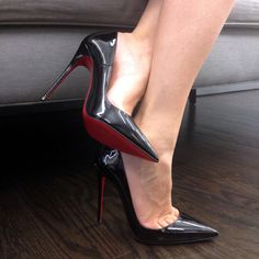 Image result for christian louboutin stilettos with straps