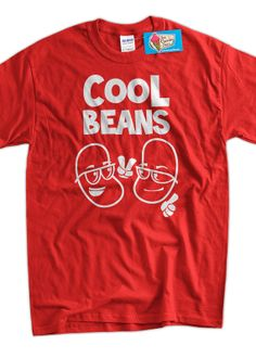 Cool Beans Mexico Taco Funny Vegetarian Beans by IceCreamTees, $14.99