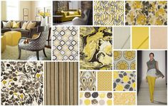 Here's a little #design inspiration for you! Mix and match the new @dwellstudio for Robert Allen: Modern Archive collection with bestsellers from past #DwellStudio collections like Gate, Vintage Blossom and Casablanca Geo. Then build upon your design scheme with selections from our new Solids and Textures books.