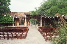 Get lost amongst the wildflowers at this stunning garden and event space in Austin.
