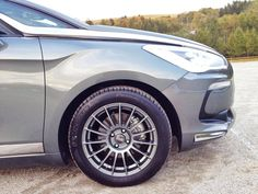 "Superturismo LM 17"" on Citroen DS5 #OZRACING #RACING #SUPERTURISMO #LM #RIM #WHEEL"