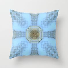 CenterViewSeries022 Throw Pillow by fracts - $20.00 fractal art made with mandelbulb 3d