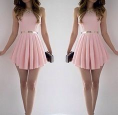 Nice Semi Formal Dresses Cocktail dress for formal occasions :) #cocktaildress #classy #pink...
