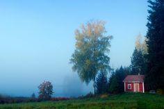 Sauna_lake_Finland
