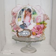 A Birthday card for my daughter Snow Globes, Birthday Cards, To My Daughter, Layout, Stamp, Scrapbook, Projects, Blog, Handmade