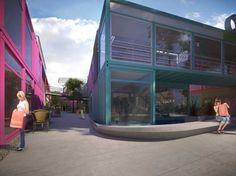 Quo Container Center es el primer centro comercial Sustentable en Argentina diseñado con arquitectura ambientalmente consciente, construido mediante al reacondicionamiento de containers marítimos en desuso. Este centro comercial de características únicas estará ubicado en la localidad de Ingeniero Maschwitz, en el partido de Escobar, Provincia de Bs As.