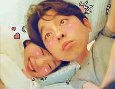Cute gong yoo & Kim go eun goblin drama