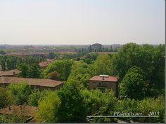 Verde a Ferrara, Italy