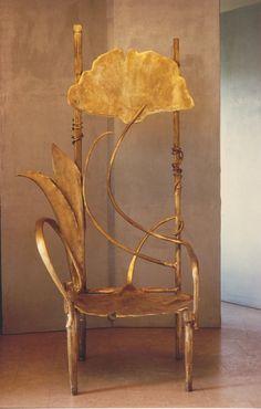 Claude Lalanne Ginkgo Chair