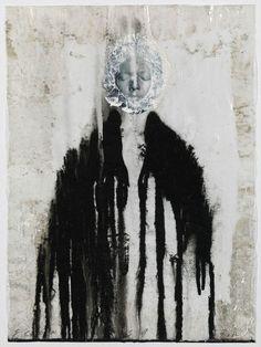 Jaume Plensa, Veiled Shadow XVIII (Courtesy of the Artist and Richard Gray Gallery)