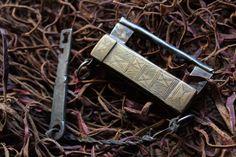ANTIQUE TUAREG tribe padlock with key. Tribally used and with old patina.  Touareg bijoux.  Ancien Africains. Marocain. Afrique bedouin by TribalDesigner on Etsy