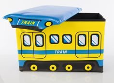 Kinder- und Spielzeugkisten | myboxes.at Train, Crate, Products, Clearance Toys, Strollers