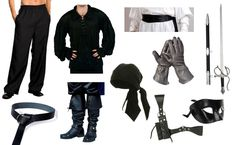 Dread Pirate Roberts Costume from The Princess Bride