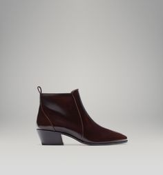 Massimo DUTTI | Brogued Antik Ankle Boot