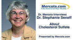 Dr. Stephanie Seneff Discusses Cholesterol Sulfate