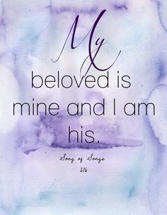 ❥ Beloved of God