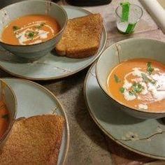How to Make Tomato Bisque - Allrecipes.com