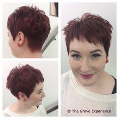 Short hair created by Kiki Cavie.