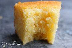 The lemon cake (gâteau ultra fondant au citron) Yams, Lemon Lime, Fondant Cakes, Cornbread, Vanilla Cake, Biscuits, Almond, Deserts, Food And Drink