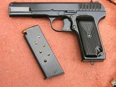 Polish Tokarev Loading that magazine is a pain! Excellent loader available for your handgun Get your Magazine speedloader today! http://www.amazon.com/shops/raeind
