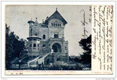 Palermo - PALERMO - VILLINO VINCENZO FLORIO - LATO SUD - E.BASILE ARCHITETTO 1903