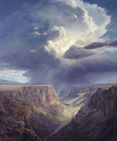 Nisbet cloud painting