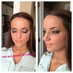Prom makeup!