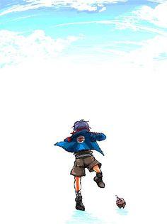 Lagann Gurren, Gurren Laggan, Pixel Animation, Anime Stuff, Anime Manga, Fire, Cartoon, Random, Baby