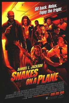 Snakes on a Plane , starring Samuel L. Jackson, Julianna Margulies, Nathan Phillips, Rachel Blanchard. An FBI agent takes on a plane full of deadly and poisonous snakes, deliberately released to kill a witness being flown from Honolulu to Los Angeles to testify against a mob boss. #Action #Thriller