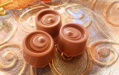Cioccolatini ripieni al cocco