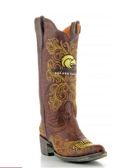 Southern Miss boots