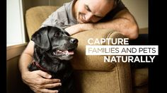 Family Pet Photography with Norah Levine