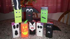 Halloween Juice boxes