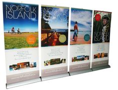 Retractable pull up banner stands and retractable roll up banner displays if used properly to their full potential can do wonders for your business. Retail Signage, Event Signage, Rollup Banner Design, Banner Design Inspiration, Design Ideas, Pop Up Banner, Roll Up Design, Retractable Banner, Display Banners