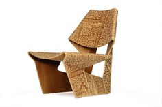 The Jalk Chair   Archi-Tectonics   Archinect