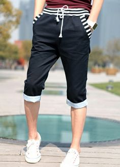 I actually just ordered these shorts a little while ago, can't wait til they come in the mail :D
