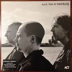 Esbjörn Svensson Trio e.s.t. Live in Hamburg 4LP Vinil 180 Gramas Caixa Edição Coleccionador ACT 2013 EU - Vinyl Gourmet