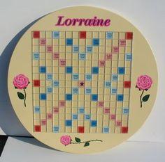 100 Scrabble Board Template Scrabble Board Scrabble