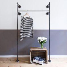Make it boho : Various Stahlrohrregale | Gewinne deine Various Kleiderstange