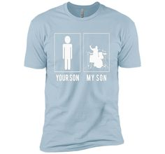 Drums T-shirt : DRUMMER SON LIMITED EDITION