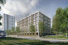 Competition - Liechti Graf Zumsteg Architekten Interior Rendering, Interior Architecture, Competition, Multi Story Building, Image