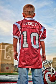 Football, Pee wee football and Ryan o'neal on Pinterest