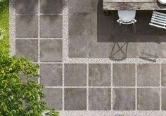 #Ragno #Stoneway_Porfido Anthracite 15x15 cm R47R | #Porcelain stoneware #Stone #15x15 | on #bathroom39.com at 20 Euro/sqm | #tiles #ceramic #floor #bathroom #kitchen #outdoor