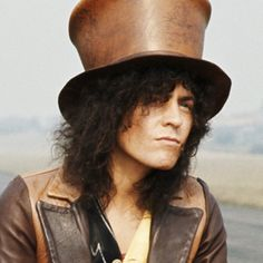 Had Marc Bolan lived past age 29, he too might have become an elder statesman of rock like David Bowie...