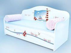 """Кровать диван """"Морской"""""""