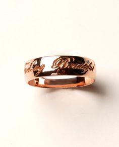 Fucking lovely ring