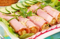 Праздничные салаты и закуски на День Рождения