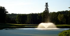 Devon Golf & CC Devon, Golf Courses, Waterfall, Outdoor, Outdoors, Waterfalls, Outdoor Games, The Great Outdoors