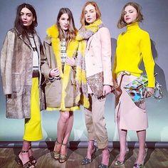 February, 17 J.Crew Fashion Show NYFW fashionweek SS15 www.musestyle.com